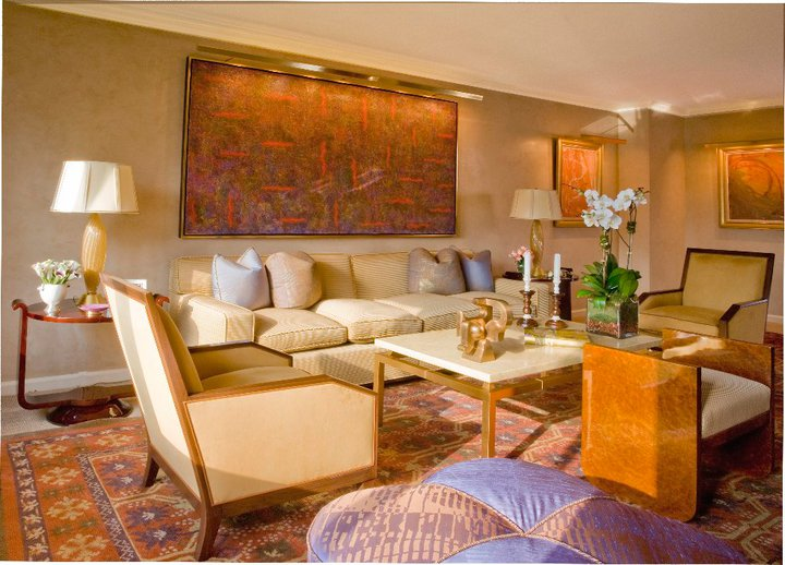 Jeffrey parker interiors nyc fifth avenue pied a terre for Nyc pied a terre